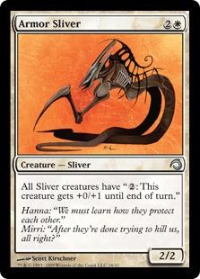 Armor Sliver H09