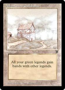 Adventurer's Guild LEG