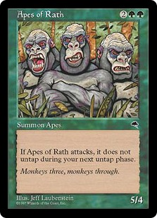 Apes of Rath TMP