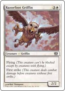 Razorfoot Griffin 8ED