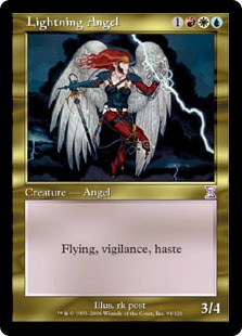 Lightning Angel TSB
