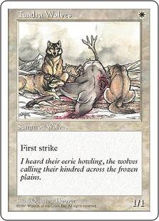 Tundra Wolves 5E