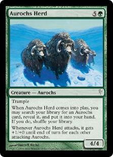 Aurochs Herd CSP