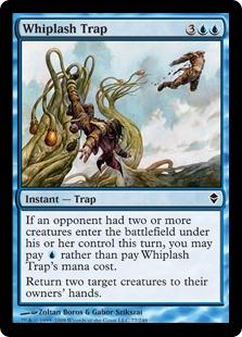 Whiplash Trap ZEN