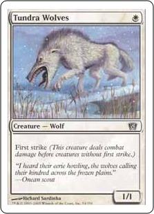 Tundra Wolves 8ED