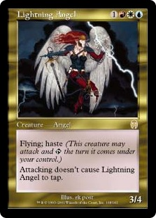 Lightning Angel AP