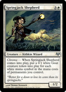 Springjack Shepherd EVE