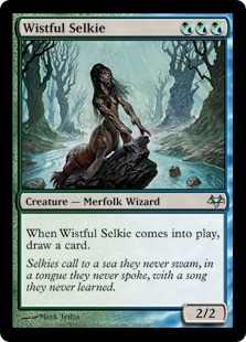 Wistful Selkie EVE