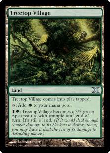 Treetop Village 10E