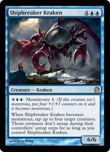 Shipbreaker Kraken THS