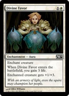 Divine Favor M12