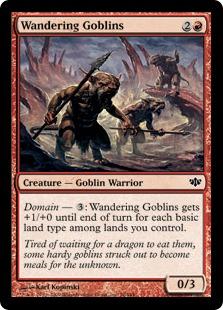 Wandering Goblins CON