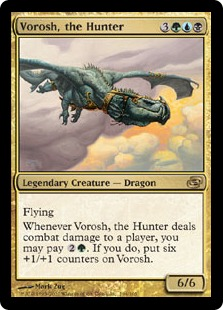 Vorosh, the Hunter PLC