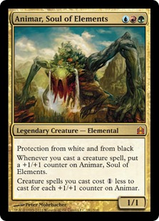 Animar, Soul of Elements CMD