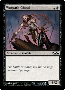 Warpath Ghoul M10