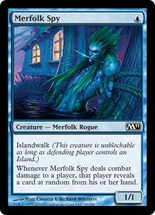 Merfolk Spy M11