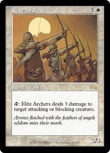 Elite archers UZ