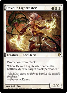 Devout Lightcaster ZEN