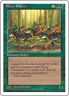 Elven Riders 4