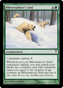 Hibernation's End CSP