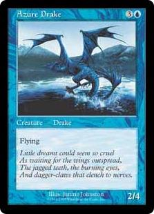 Azure Drake BR