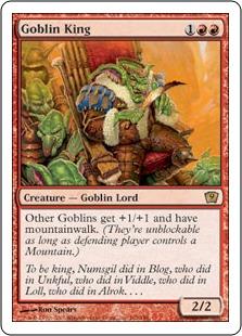 Goblin King 9ED