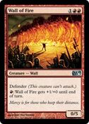 Wall of Fire M10