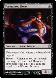 Tormented Hero THS