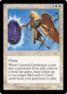 Celestial Gatekeeper LGN