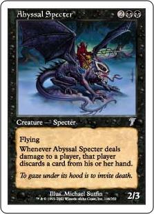 Abyssal Specter 7ED