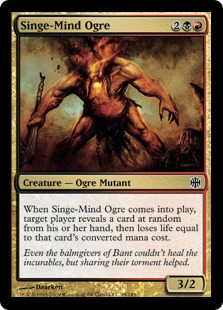 Singe-Mind Ogre ARB