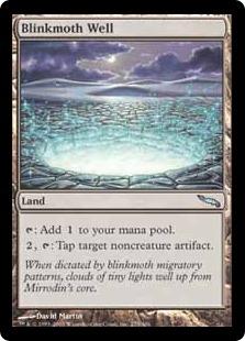Blinkmoth Well MRD