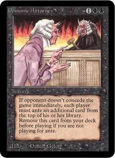 Demonic Attorney 1E