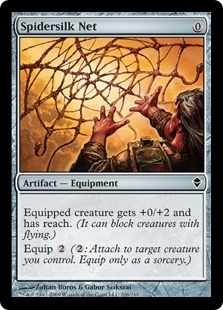Spidersilk Net ZEN