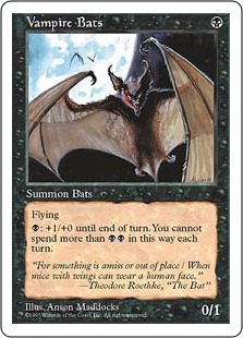 Vampire Bats 5E