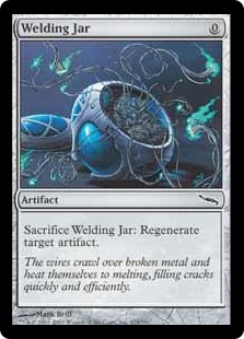 Welding Jar MRD