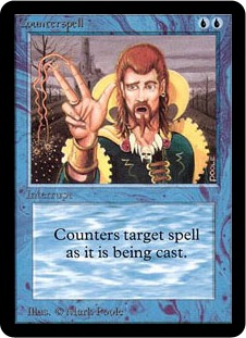 Counterspell 1E
