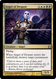 Angel of Despair CMD