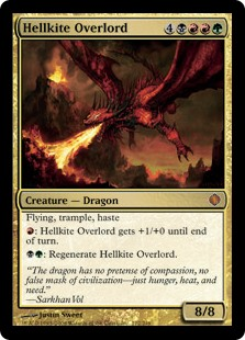 Hellkite Overlord ALA