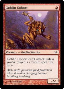 Goblin Cohort BOK