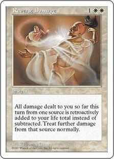 Reverse Damage 5E