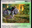 Selesnya Light Cavalry (TL)
