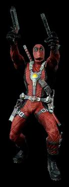 MUA2 Deadpool