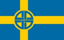 Fascist Sweden flag