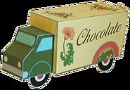 Chocolate Truck