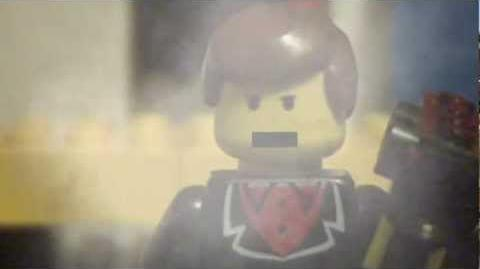 Lego Scarface (Movie version) Ending