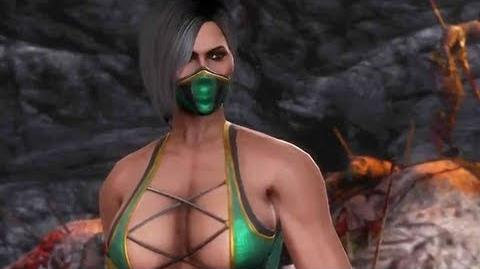 Mortal Kombat 9 - Full Movie