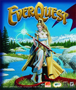 EverQuest Coverart