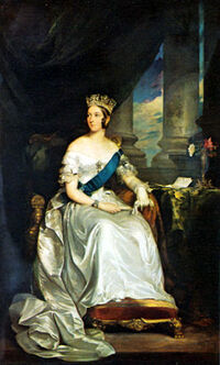 Sir Francis Grant's Portrait of Queen Victoria