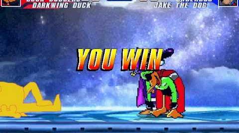 PM MUGEN Team Duck vs. Team dog